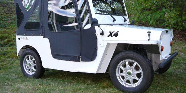 voiture 4x4 volteis x4 vs2 electric car france. Black Bedroom Furniture Sets. Home Design Ideas