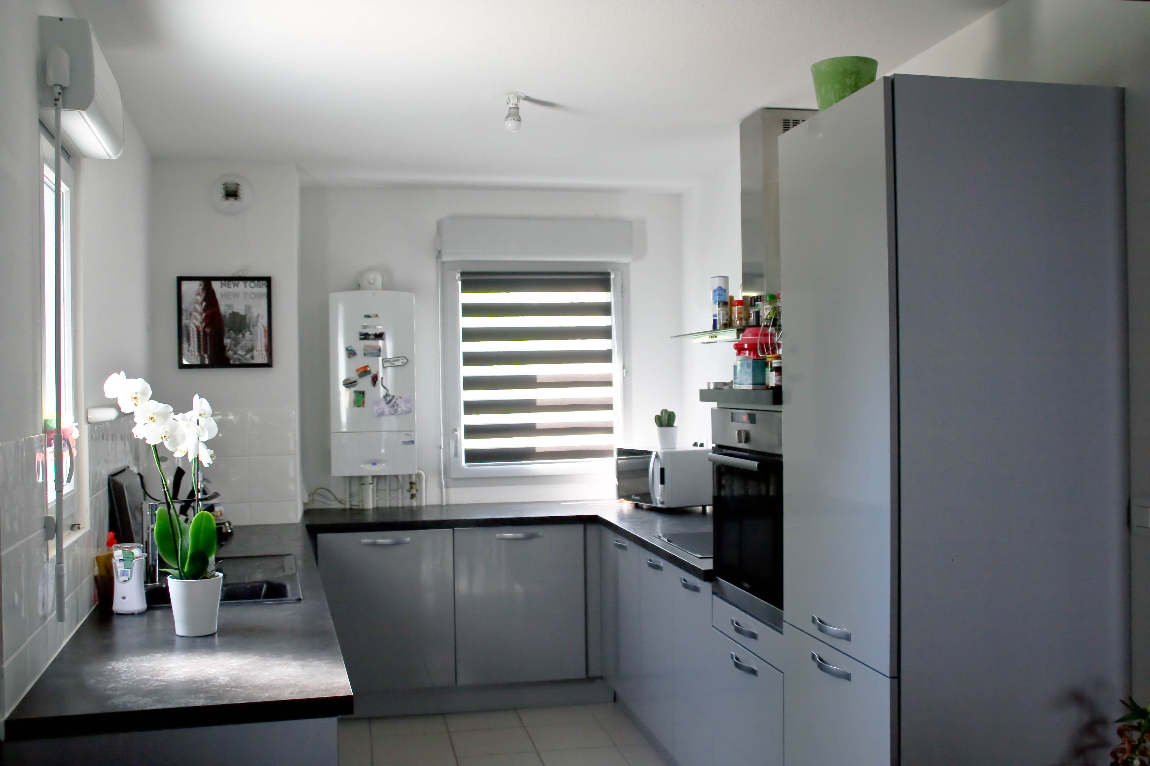 Appartement appartement t3 bbc proche commerces france for Cuisine equipee 4m2