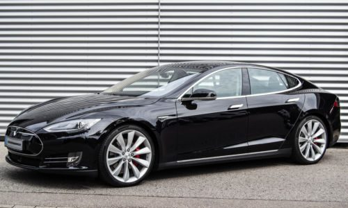 voiture tesla model s p85d 700ch france. Black Bedroom Furniture Sets. Home Design Ideas